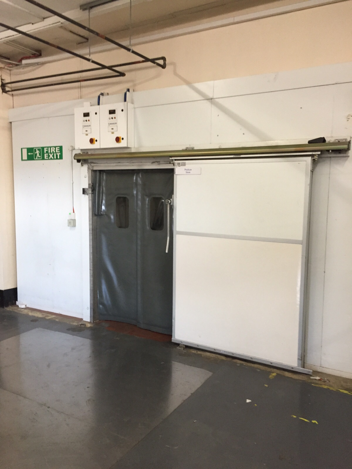 Cold Stores And Freezer Rooms Lancashire