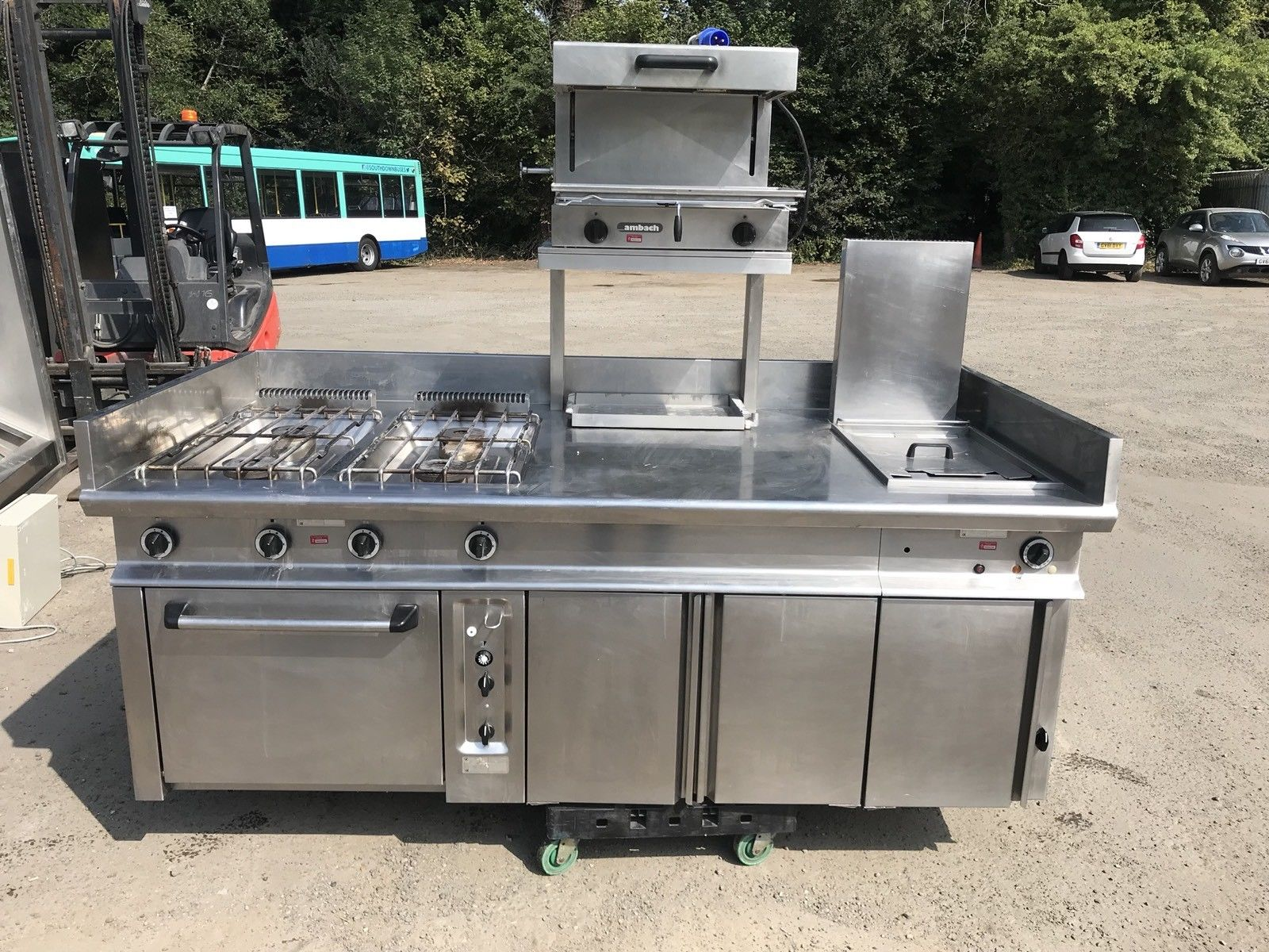 Professional Expert Commercial Kitchen Equipment