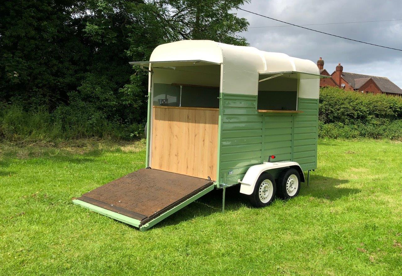 Secondhand Catering Equipment Catering Trailers Mobile Kitchens Mobile Catering Trailer Business In A Box Staffordshire