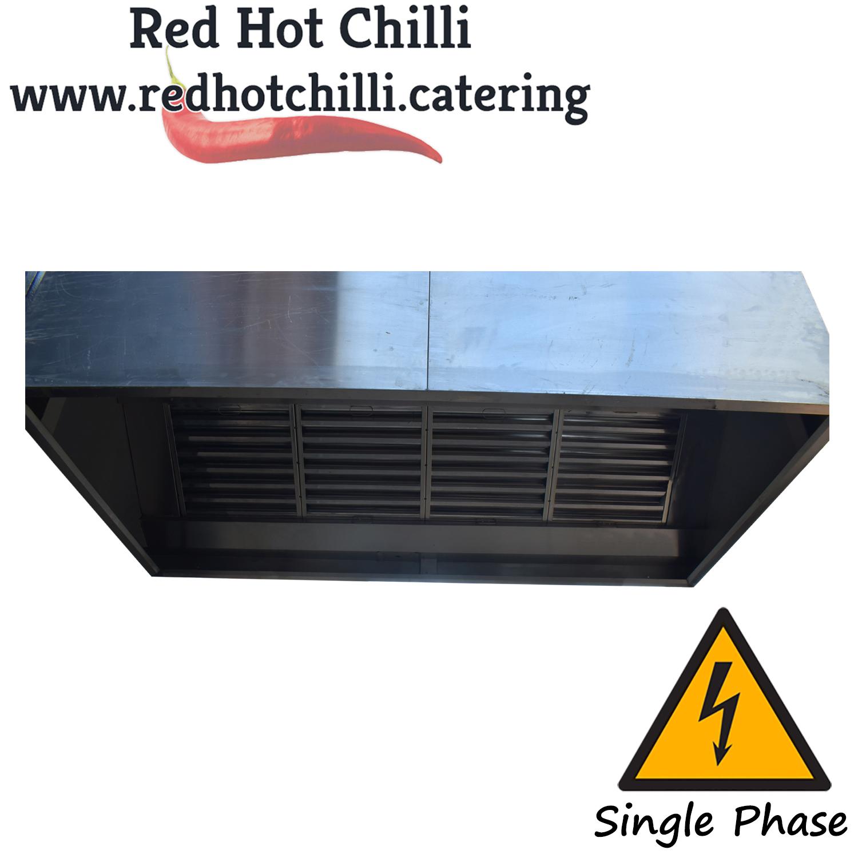 2 3m Extractor Canopy (Ref: RHC4035) - Warrington, Cheshire