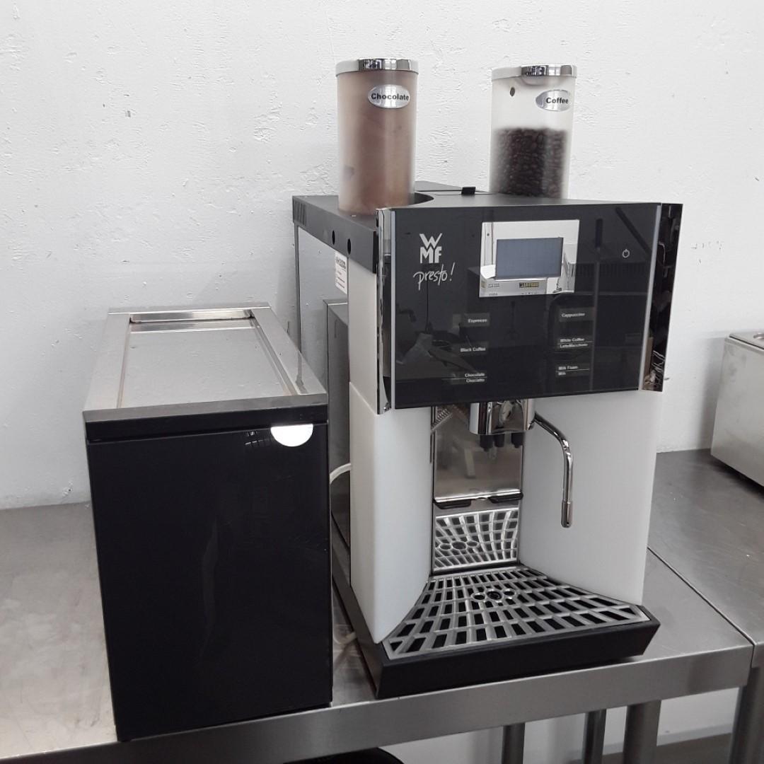 Used Wmf Presto Bean To Cup Coffee Machine 9967 Bridgwater Somerset