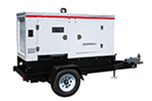 Generators on trailers