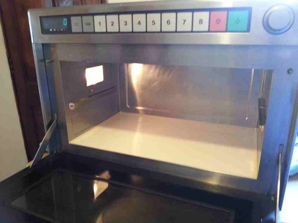 Panasonic Pro 2 NE 1580 Microwave for sale