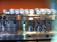 La Spaziale 4 group S5 Tall Cup Coffee Machine