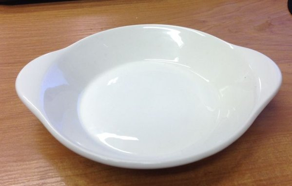 400 x Dudson (NEW) Round Earded Dish