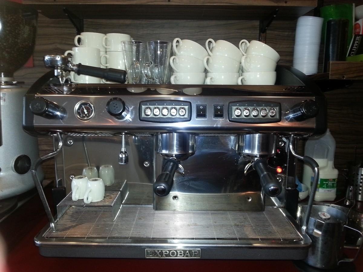 Expobar 2 Group Elegance Espresso Machine Dundee