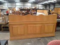 Reception desk or counter