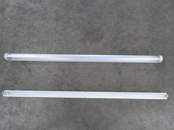 Fluorescent Lamps with Diffuser