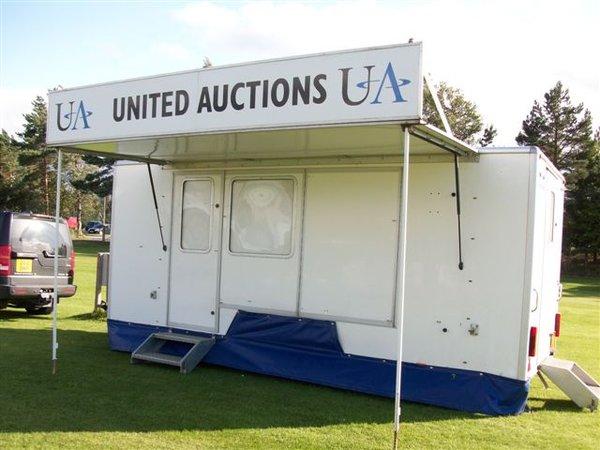 Lynton Select 5.5m twin axle Exhibition trailer