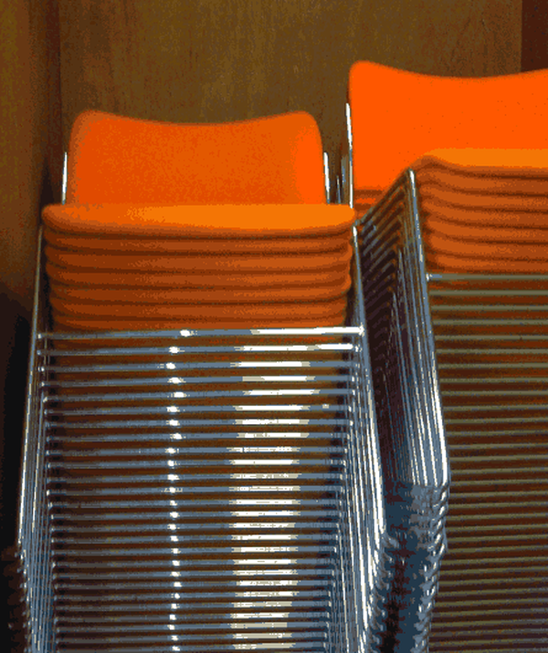 82 Howe David Rowland Design Classic 40/4 Chairs for sale