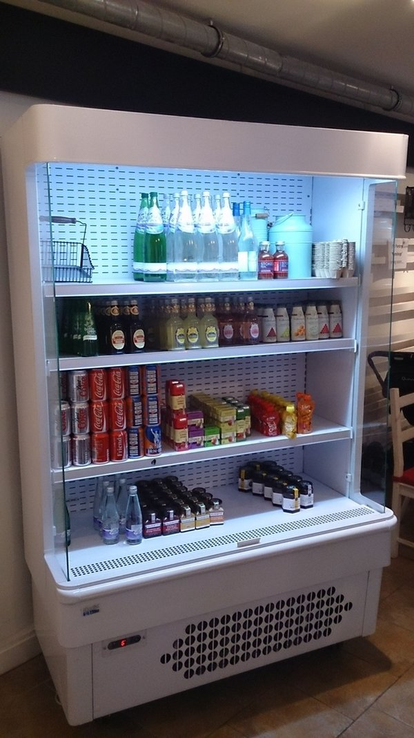Multideck display fridge