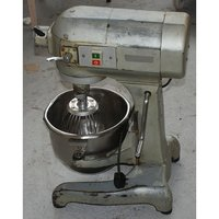 Large Food Mixer With 3 Attachments