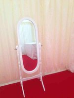 Long dressing mirror