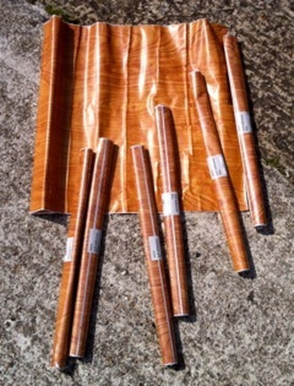 brown scrolls