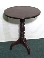 Pedestal Wine Table