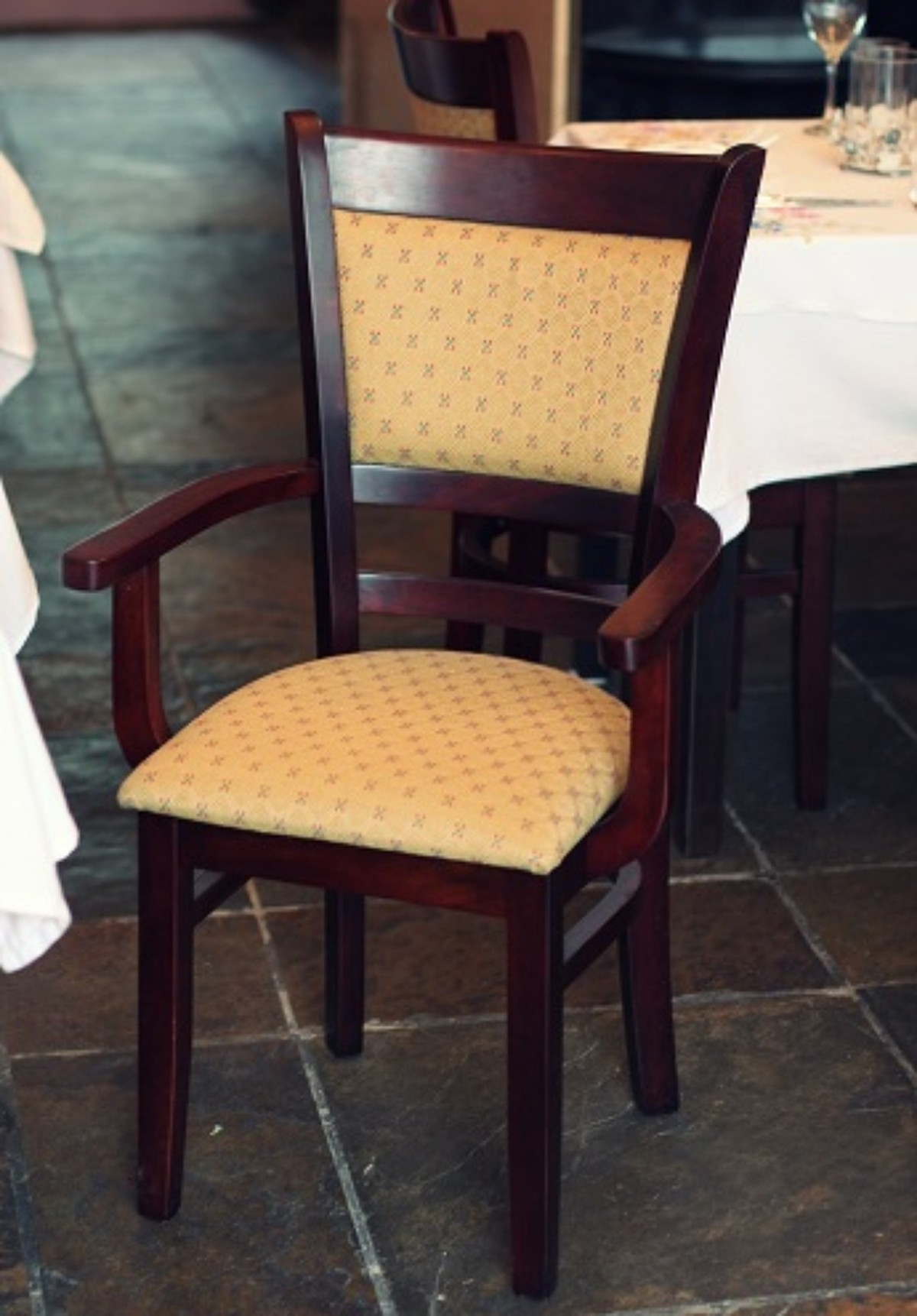 Secondhand Hotel Furniture Dining Chairs 40x Boxed New