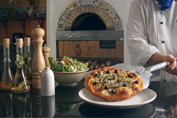 Dudson Evolution Pizza plate