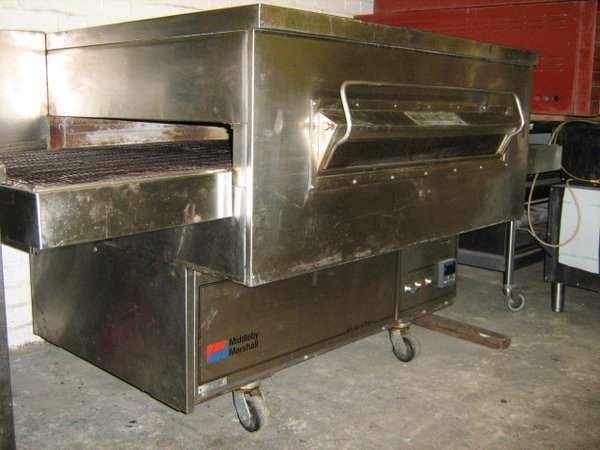 Gas Conveyor Belt Pizza Oven