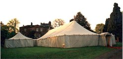 Large wedding marquee company