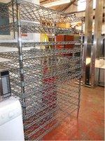 12 tier wine bottle rack