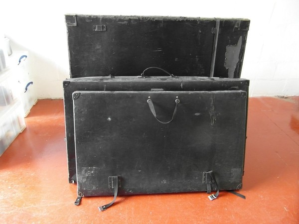Exhibition display carry case