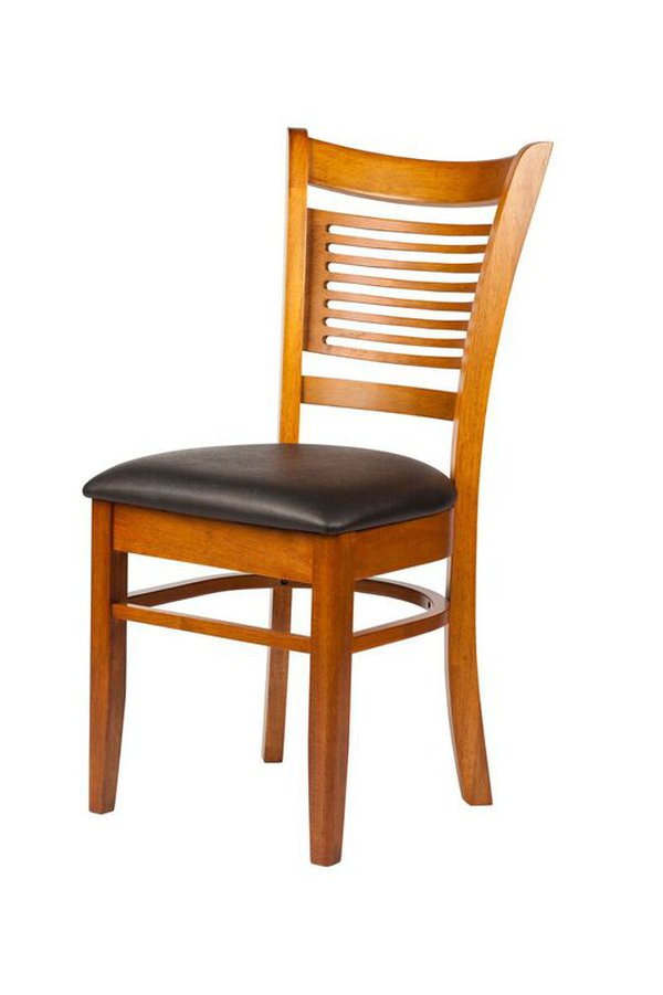Captivating Oak Restaurant Dining Chair For Sale