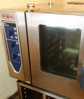 Rational CD 6 Grid Combi Oven with Stand