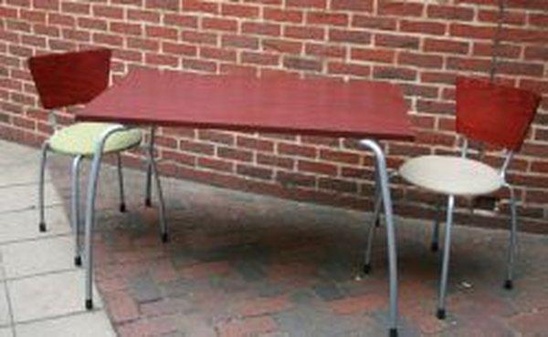 Mahogany Rectangular Tables