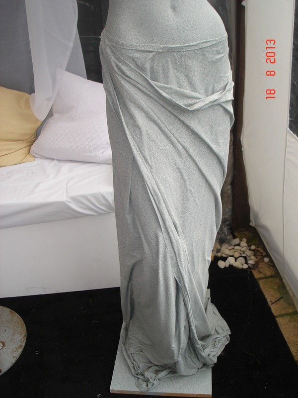 Goddess lower body