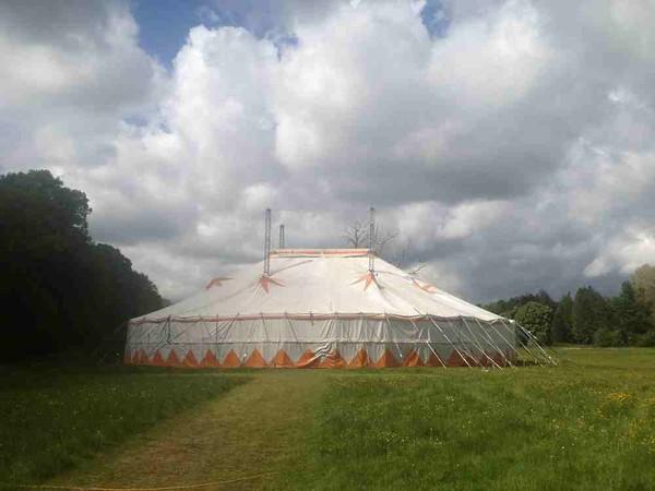 38m Miotti Big Top for sale