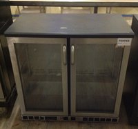Used Gamko two door bottle fridge