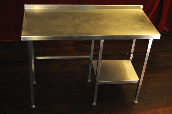 Commercial Stainless Steel Table Workbench