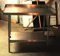 Stainless Table Professional Kitchen