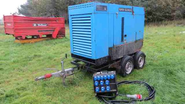55kva Genset for sale