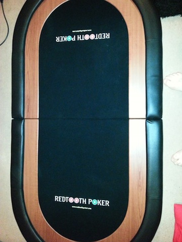 Buy 2 Second Hand Sets of Professional Poker Table Tops