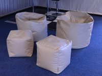 Bean Bag Cubes & Bags event seating