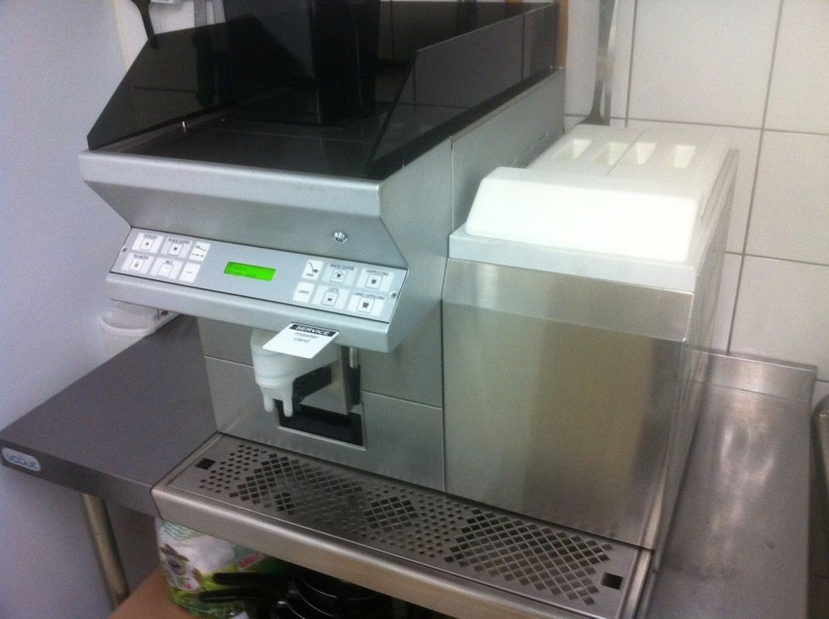 Secondhand Catering Equipment | Bean To Cup Coffee Machines ...
