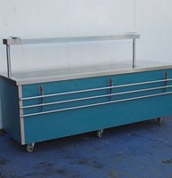 Reconditioned carvery unit