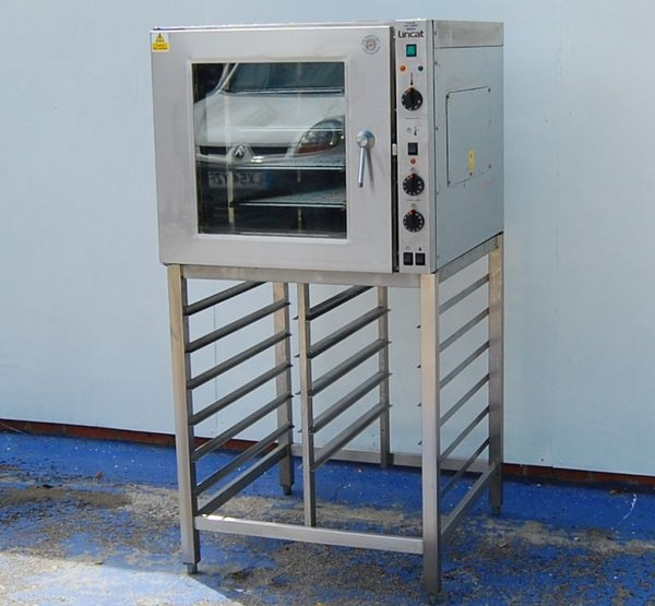 Reconditioned convection oven
