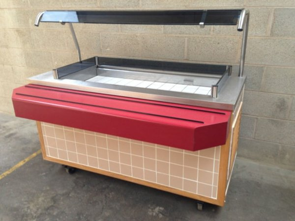 Refrigerated Food Buffet Serving Unit