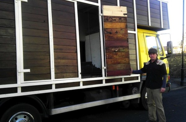Camper Traveller Festival Trader Market Truck