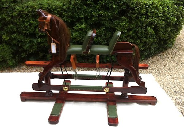 Twin Rocking Horse for sale