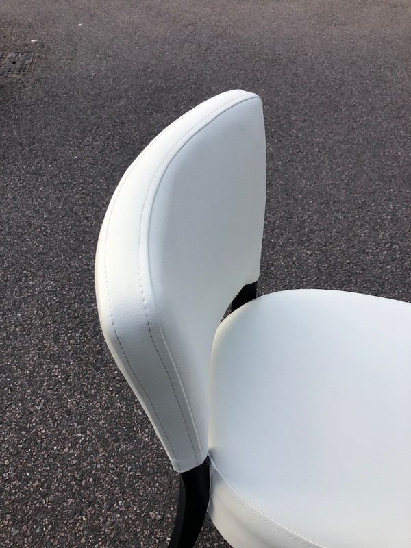 Selling Capella Faux Leather Chairs