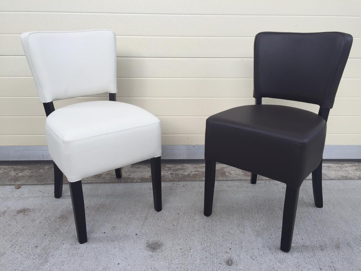 Prime 124X Cancelled Order Restaurant Chairs Upholstered In Capella Faux Leather Brand New Hertfordshire Evergreenethics Interior Chair Design Evergreenethicsorg