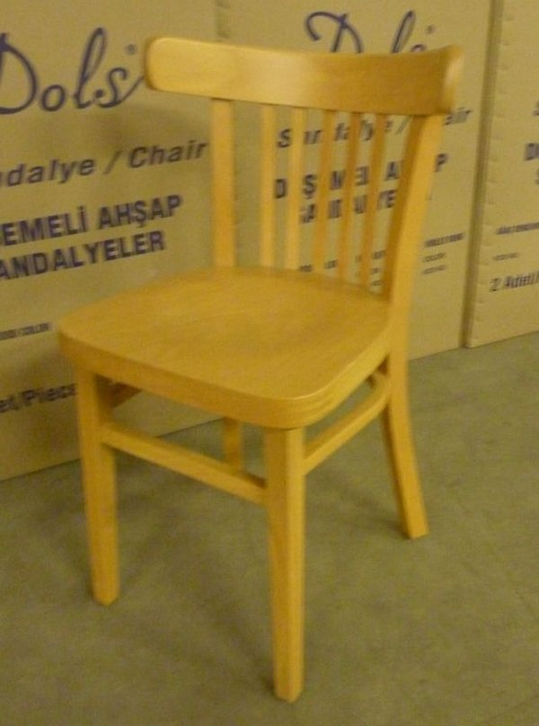 Beech Cafe Chair