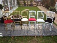 Napoleon banqueting chairs