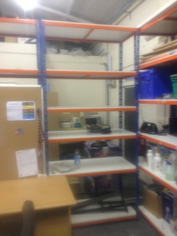 Warehouse Racking for sale