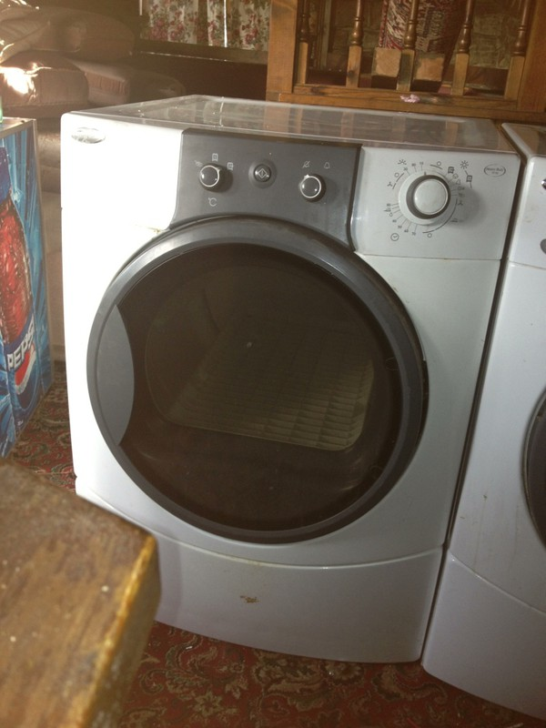 Heavy duty clothes dryer