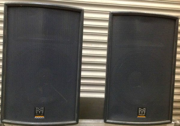 Martin Audio Wavefront W2 (pair) PA Speakers