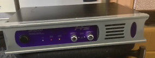 Used HZ DPX1500 Power Amplifer for sale